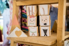 Mr & Mrs Bunny blocks