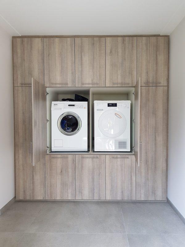 Kast Voor Wasmachine En Droger Op Elkaar Rfg66 Agneswamu