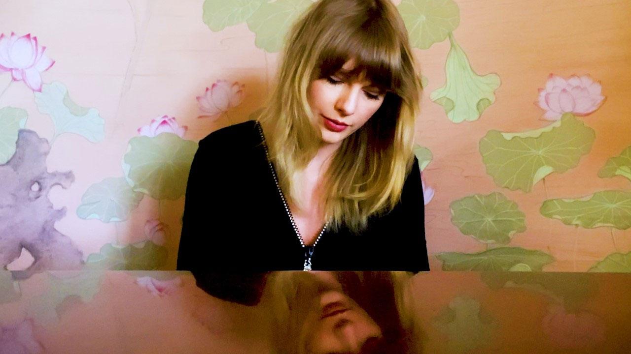 Taylor Swift en el concierto solidario One World: Together at home