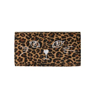 ジュエティの豹柄長財布