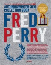 フレッドペリー2010年ムック本表紙