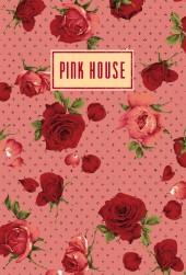2018年度ピンクハウス手帳表紙