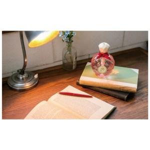 axes femme 香水瓶加湿器BOOKの付録の使用例