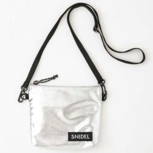 スナイデル2018年9月発売ムック本付録のバッグ
