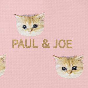 2018年12月発売ムック本PAUL & JOE SPECIAL BOOK付録のCat ver.バッグ