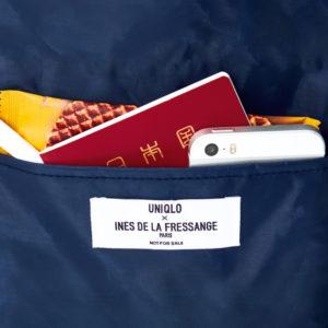 2019年2月発売UNIQLOとINES DE LA FRESSANGEコラボ付録