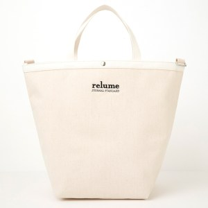 2019年7月発売JOURNAL STANDARD relume 2WAY TOTE BAG BOOK