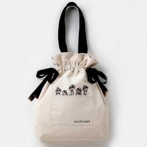 2019年11月発売ジルスチュアートムック本付録のバッグ