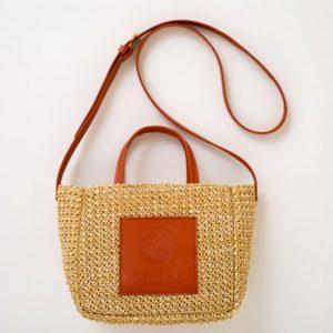 ブランドブックMARTE BASKET SHOULDER BAG BOOK付録のバッグ