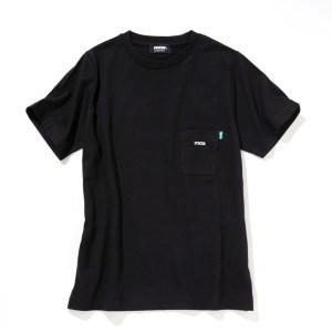 コンビニ限定ムック本moz LOGO Tシャツ BOOK BLACK WOMEN付録