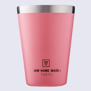 CUP COFFEE TUMBLER BOOK produced by JAM HOME MADEピンク