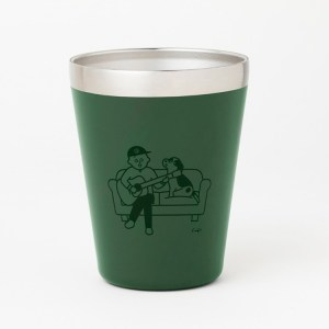 2020年12月発売コンビニ限定ムック本CUP COFFEE TUMBLER BOOK produced by UNITED ARROWS green label relaxing greenの付録