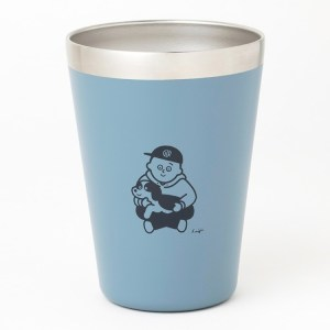 2020年12月発売コンビニ限定ムック本CUP COFFEE TUMBLER BOOK produced by UNITED ARROWS green label relaxing blueの付録