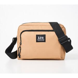 2021年2月発売ローソン限定ムック本Lee SHOULDER BAG SET BOOK BEIGE/NAVYの付録