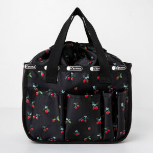 2021年3月発売コンビニ限定ムック本LESPORTSAC COLLECTION BOOK MULTI BOX/STRAWBERRY PATCHの付録