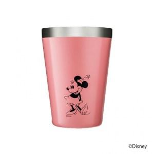 2021年5月発売コンビニ限定ムック本JAM HOME MADEプロデュースタンブラーピンク色ミニー