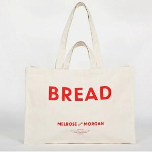 2021年9月発売MELROSE AND MORGANムック本付録BREAD & TEAバッグ