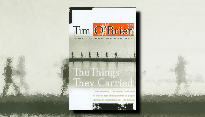 a review of tim obriens the things they carried The things they carried has 1 reviews and 1 ratings reviewer karen heil wrote: great book about the vietnam war  read by tim o'brien himself the things they .