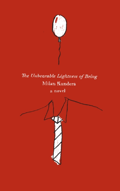 a review of the story the unbearable lightness of being The unbearable lightness of being tells an old story about a womanizer (day-lewis) who has an agreeable relationship with a woman (olin) who is equally unable to commit beyond casual sex when a woman who equates sex (binoche) with commitment enters his life, wants to love him and he her, but he is conflicted.