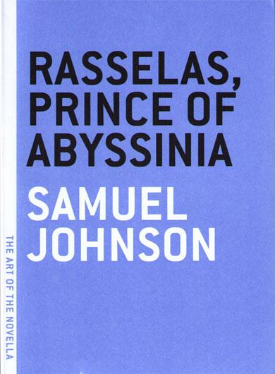 Samuel Johnson Rasselas Prince of Abyssinia