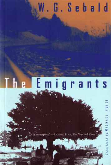 W.G. Sebald The Emigrants