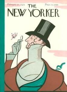 New Yorker Original Cover