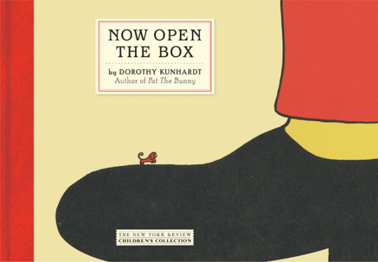 Now Open the Box