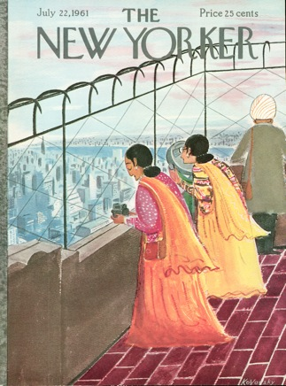 This story was originally published in the July 22, 1961 issue of The New Yorker.
