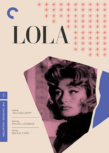 Criterion Lola Cover