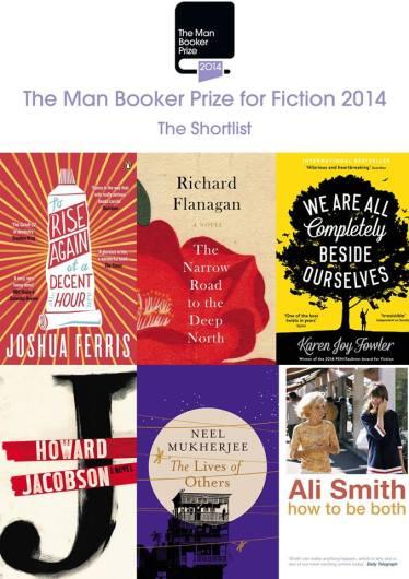 2014 Booker Shortlist