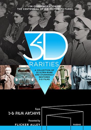 3-D Rarities