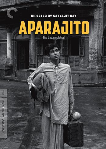 Aparajito Cover