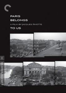 Paris Belongs to Us Cover