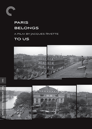 Paris Belongs to Us Cover