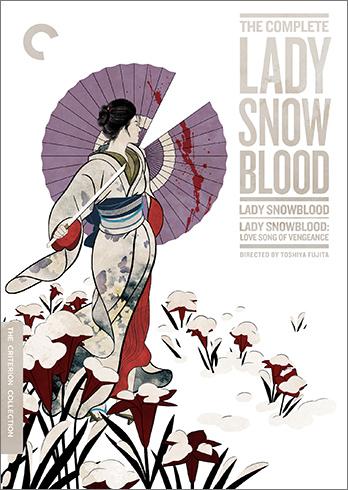 Lady Snowblood Cover