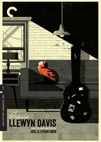 Inside Llewyn Davis Cover