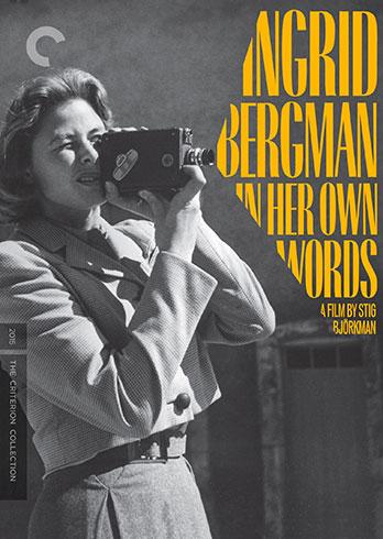Ingrid Bergman Cover
