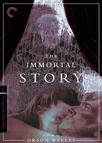 The Immortal Story Cover