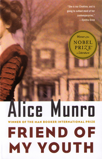 Alice Munro Friend-of-My-Youth
