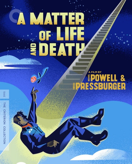 A Matter of Life and Death Michael Powell Emeric Pressburger The Criterion Collection