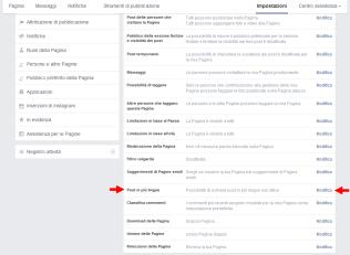 Come attivare l'opzione post multilingua nelle pagine Facebook - 2