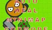 Auto Heal Minimap GODMODE