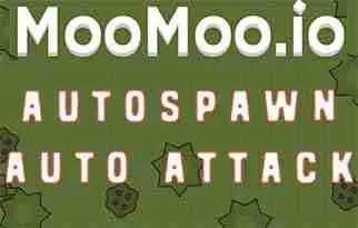 MooMoo.io Auto Spawn - Auto Attack Mod