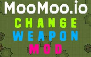 MooMoo.io Weapon Mod