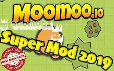 Moomoo.io Super Mod 2019 2
