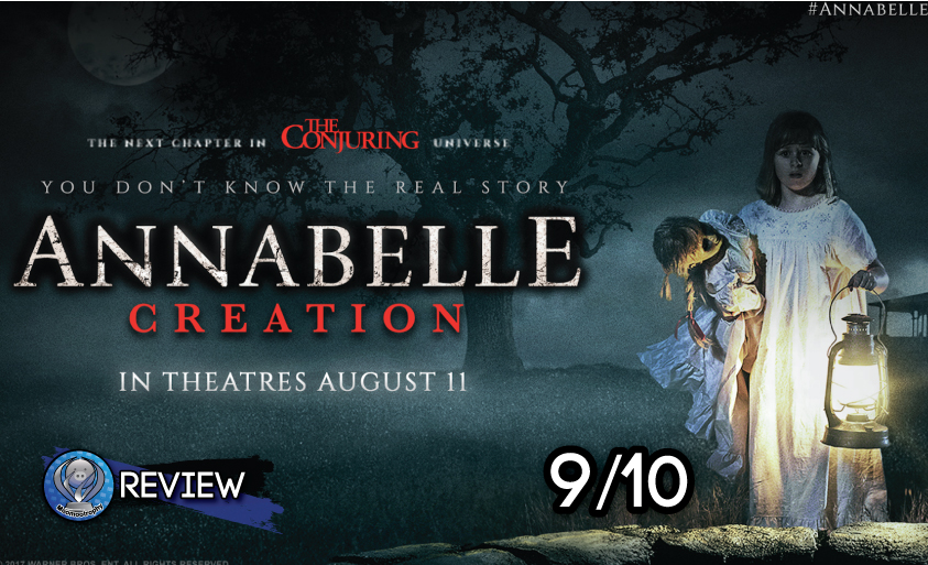Review - Annabelle : Creation