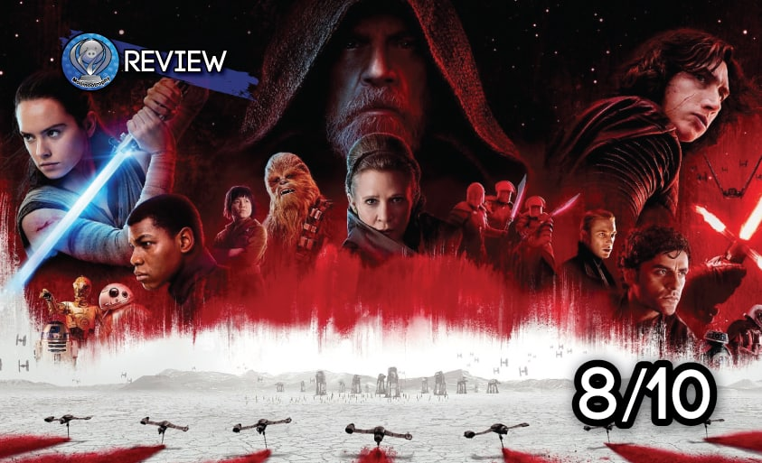 Review - Star war Episode VIII : The last Jedi