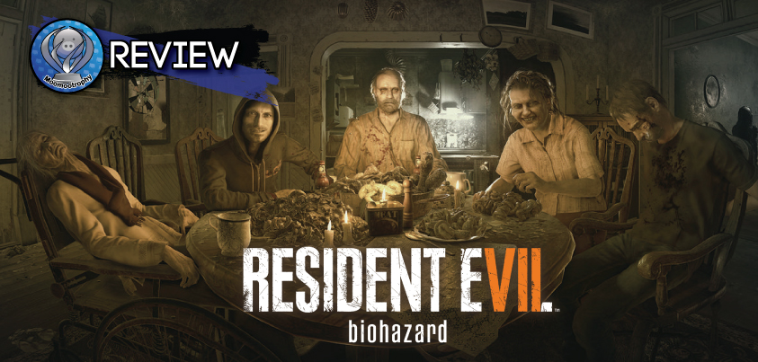 Review : Resident Evil 7 : Biohazard