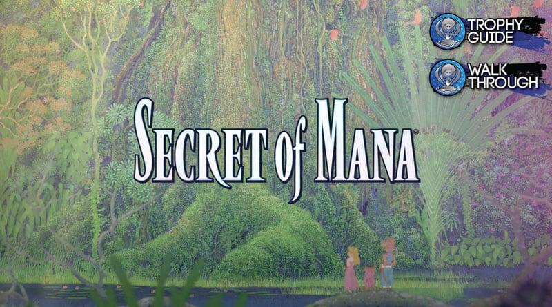 Secret of Mana [PS4]