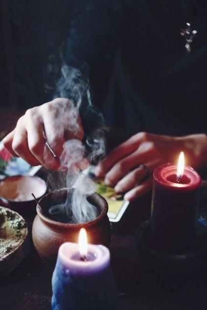 Ритуалы на Полнолуние 1